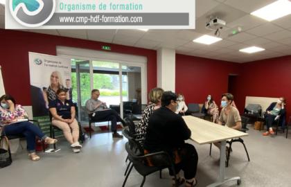 Les 7 et 8 juin 2021, nos formateurs ont animé une formation pour 13 collaborateurs d'une Étude Notariale de la Région des Hauts-de-France